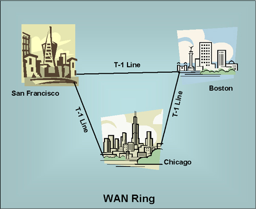 wan topologiesits major advantages over other topologies are